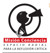 MISION CONCIENCIA