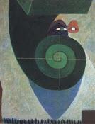 李石樵〈眼〉1963