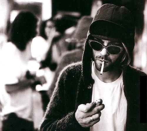 Mi homenaje a Kurt Cobain + discografía de Nirvana [MF]