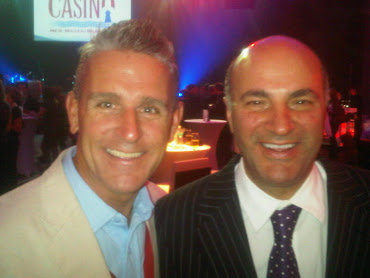 Billionaire Kevin O'Leary - Dragons Den and The Shark Tank