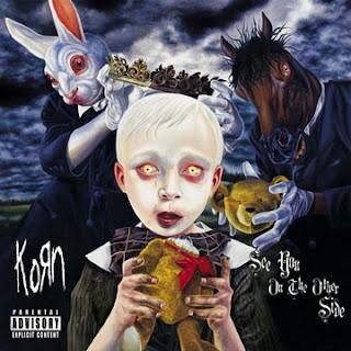 Brian Welch, exguitarrista del satánico grupo musical KORN  KornSeeYou