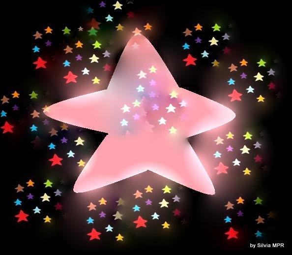 .º.º.Ayuda a fuko-chan.º.º. Estrellitas+-q,dibujos+de+estrellas+de+colores+amistad+594x518