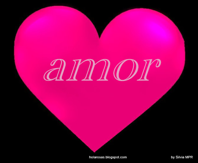 Imagenes De Amor Corazones de amor  corazones en colores rosa
