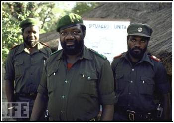 Jonas Savimbi of UNITA | JamiiForums | The Home of Great Thinkers