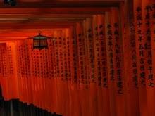 FUSHIMI-JINJA, KYOTO