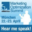 Web Analytics Inside auf der eMetrics