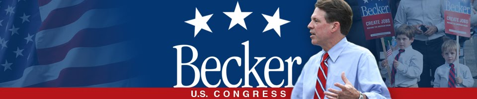 Becker For Congress: On the Campaign Trail