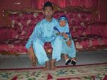 Syaza Insyirah & ayah