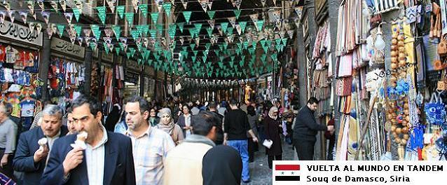 El mundo en tándem - Siria y Líbano
