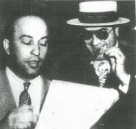 "8. ""The last public appearance of Al Capone"""