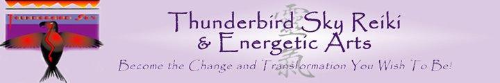 Thunderbird Sky Reiki & Energetic Arts
