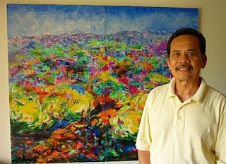 Razak the Trengganu-born Artist
