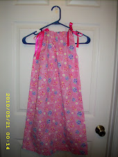 Lady Bug Trio: Pillowcase Dress