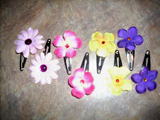 Flower Clippies