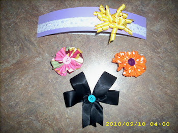Baby Interchangeable lace headband