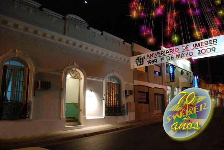 1939 - SMEBER 70 Aniversario - 2009