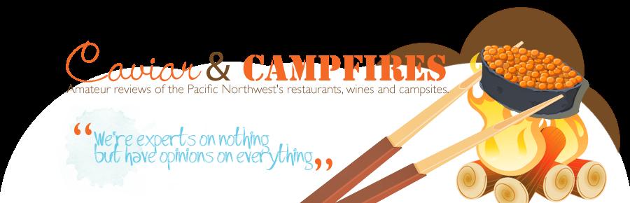 Caviar & Campfires