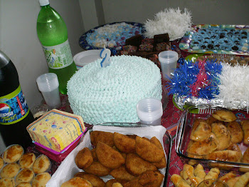 Aniversário do Bernardo 2 anos 05/02/2009