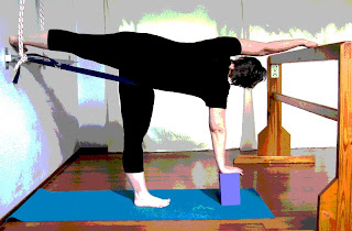 My daughter has pretty severe scoliosis and we were willing to take a chance on this specialized yoga DVD but honestly the modifications for various curves are
