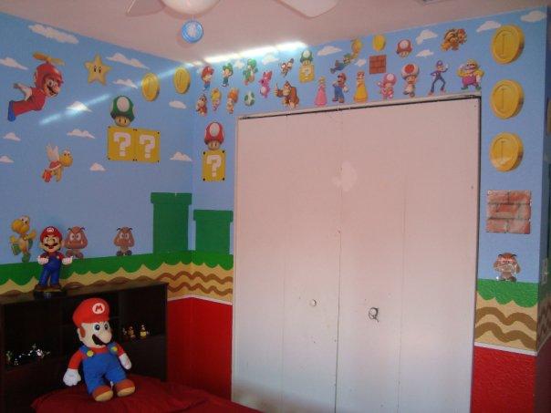 Mario Bros.: Cuarto de Mario Bros.