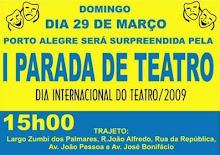 I Parada de Teatro - POA