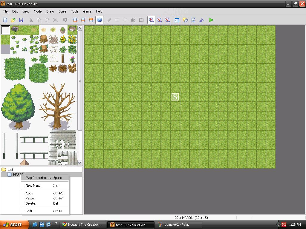 how to make a game in rpg maker
