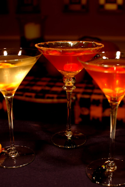 Pumpkin Martinis