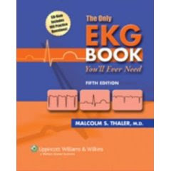 The Only EKG Book You'll Ever Need (Board Review Series) 3