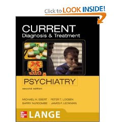 CURRENT Diagnosis And Treatment Psychiatry, Second Edition (LANGE CURRENT Series) 12