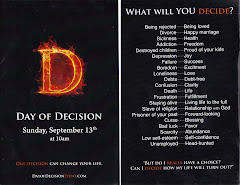The Day of Decision