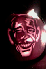 Presidential Pumpkin