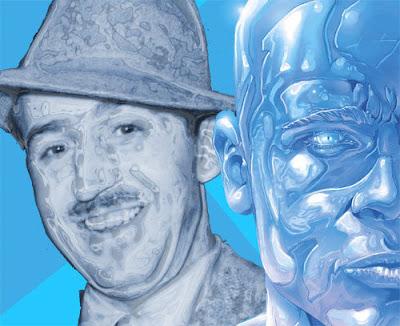 500x iceman Lo que podria pasar con la fusion de Disney y Marvel (parodia)