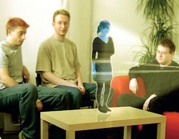 There are a few basic things to learn about holograms first i will