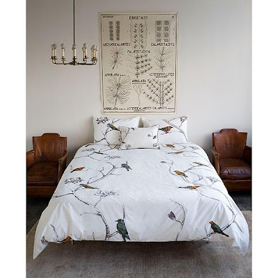 chinoiserie, bedding,dwell