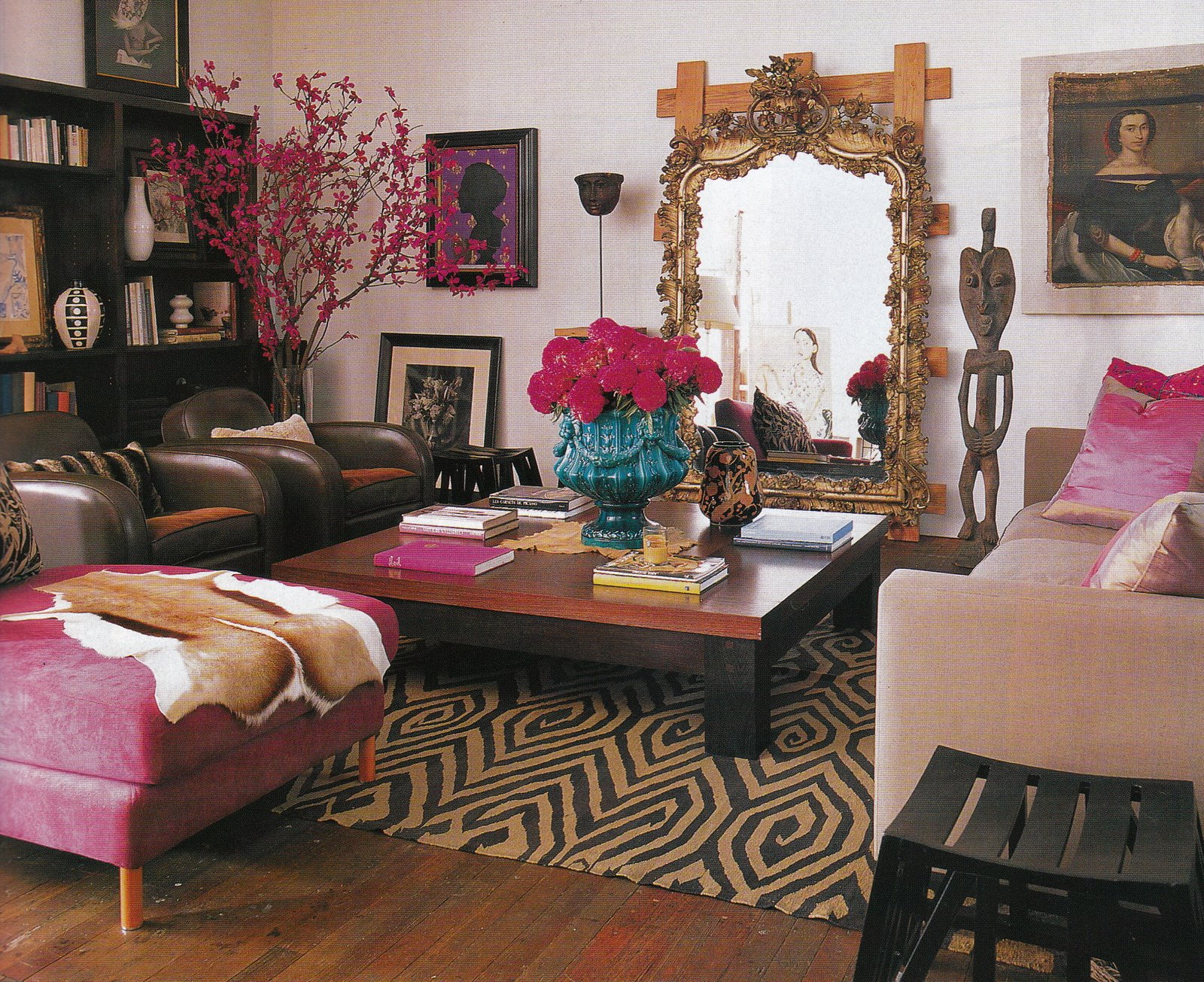 Feminine and Masculine | An Interior Design