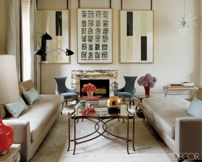High Quality Serge Mouille, Living Room Neutral