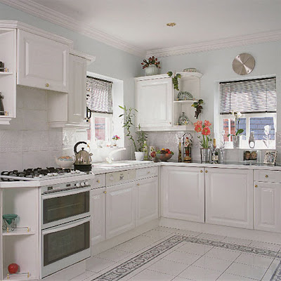 White Kitchens Designs on Design  Black And White Kitchen Interiorbest Interior House Design