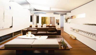 Modern House Design Interior Living Room