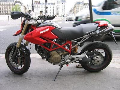 Ducati Hypermotard 1100, Ducati, sportbike, motorcycle, supermoto