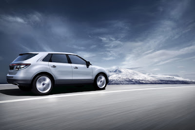 Saab 9-4X BioPower, Saab, sport car, luxury car, car