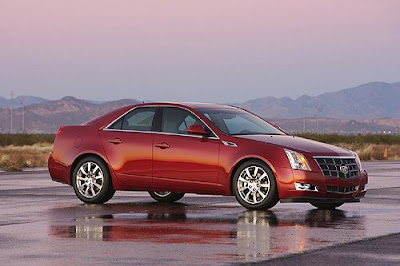 2008 Cadillac CTS, Cadillac CTS, Cadillac, sport car, sedan, luxury car
