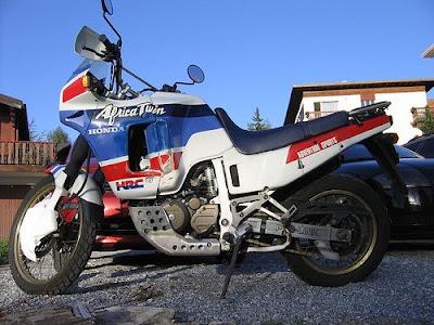 Honda XRV750, Honda, motorcycle