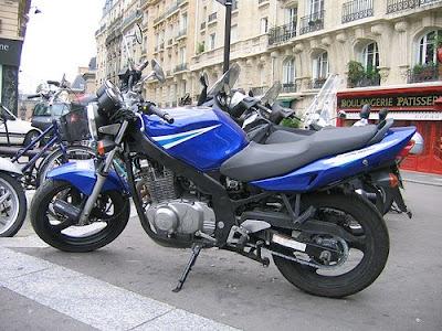 Suzuki GS 500, Suzuki, motorcycle