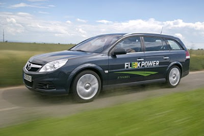 Opel Vectra Flexpower, Opel, sport car, car