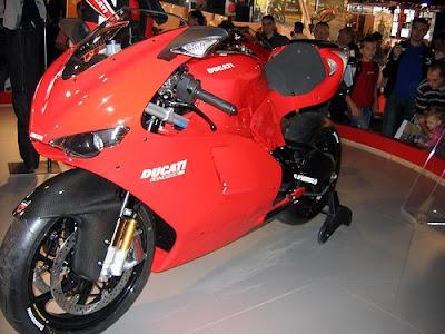 Ducati Desmosedici RR, Ducati, motorbike, sportbike, motorcycle