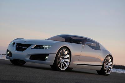 Saab AeroX, saab, sport car, luxury car, car