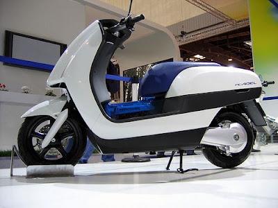 Yamaha FC AQEL Scooter, Yamaha, Yamaha FC AQEL, Scooter