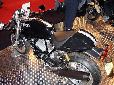 Ducati Sport 1000, Ducati, big motorcycle