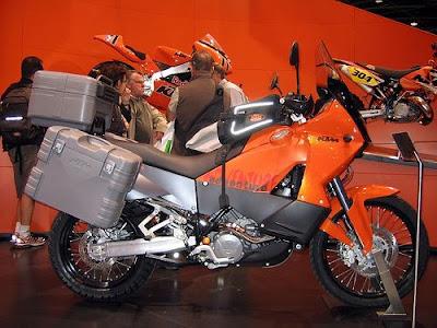 KTM 990 Adventure Motorcycle, KTM 990, KTM Motorcycle