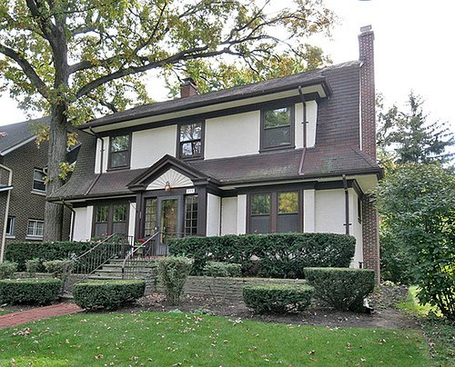 Laurel Avenue — Wilmette — house design